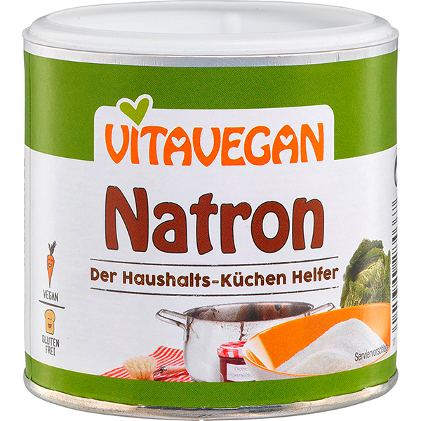 VITAVEGAN Natron, konventionell