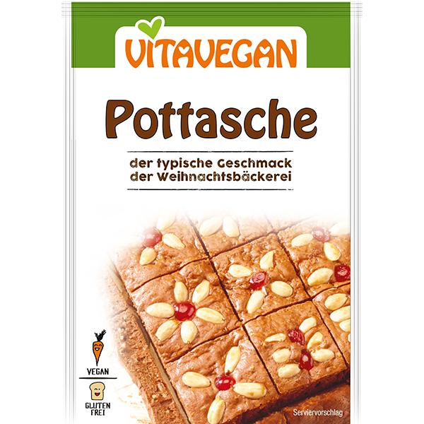 VITAVEGAN Pottasche