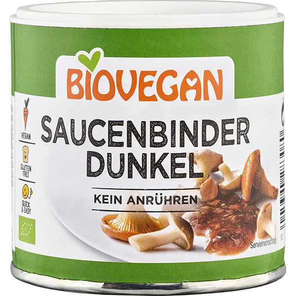 BIOVEGAN Saucenbinder dunkel instant, BIO