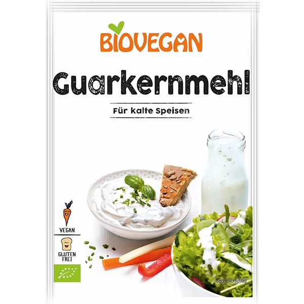 BIOVEGAN Guarkernmehl, BindeFIX, BIO